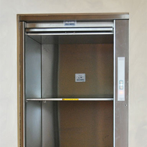 Small goods platform lifts